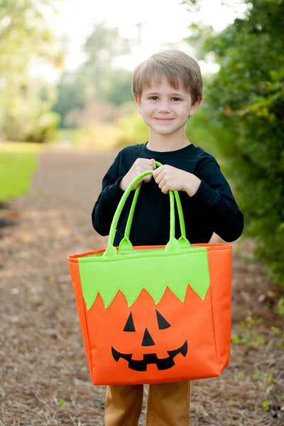 Personalized Name Halloween Bag Trick or Treat Sack - Gifts Happen Here - 21