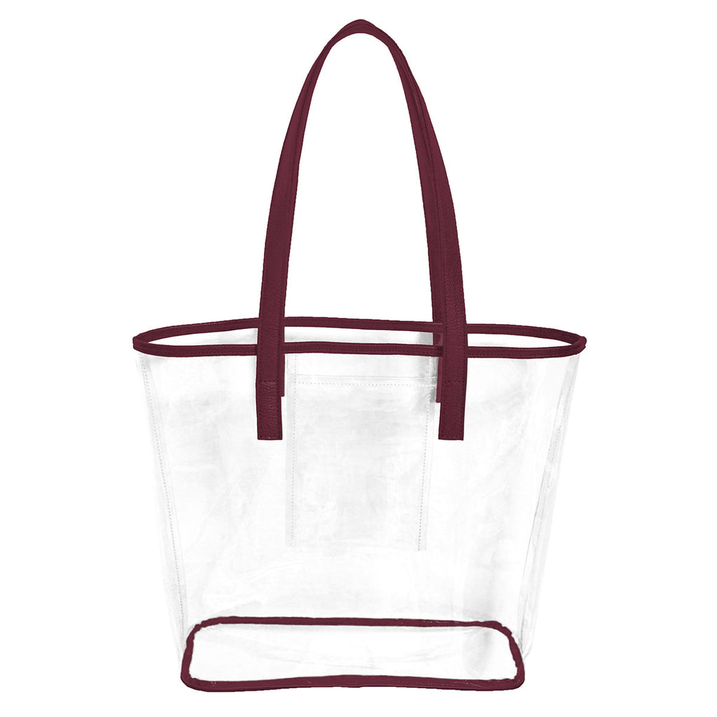 Clear Tote Bag - Stadium Friendly