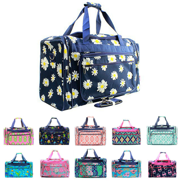 "20"" Duffle Gym Bag Sports Carry On Travel Tote - Gifts Happen Here"