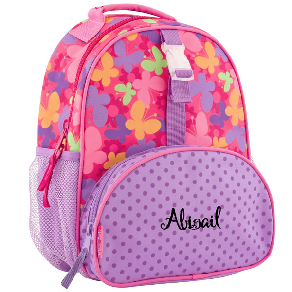 Personalized Preschool Backpack - Stephen Joseph - All Over Print