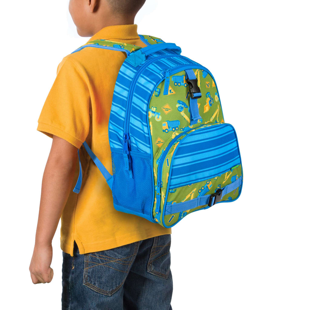 Personalized Kids Backpack - Stephen Joseph - All Over Print