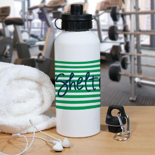 Personalized Laplates Water Bottle