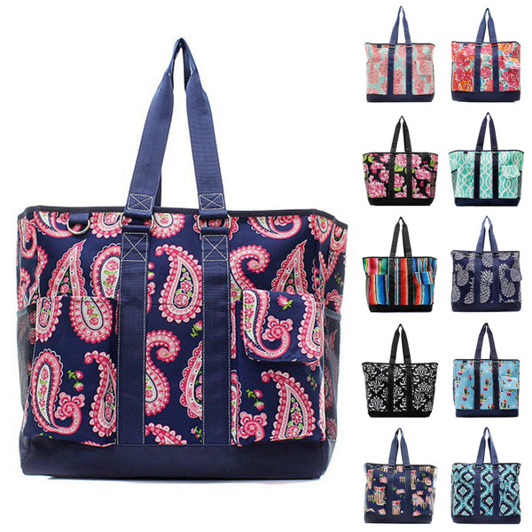 Large Organizing Tote Bag