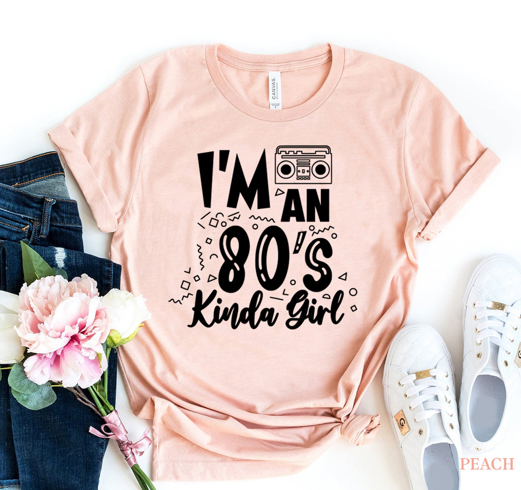 I am an 80'S Kinda Girl