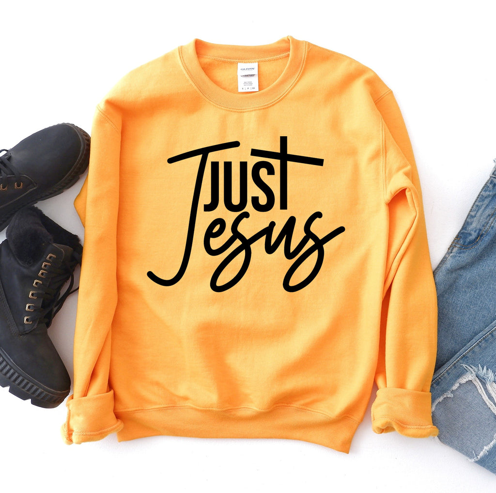 Just Jesus Sweatshirt