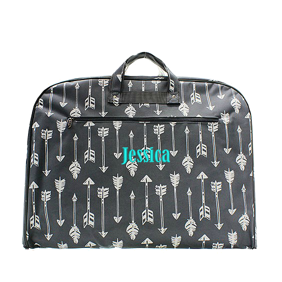 Personalized Hanging Garment Bag