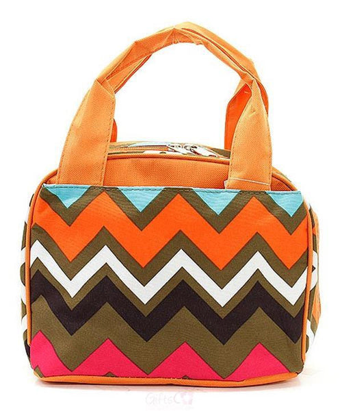 "9"" Insulated Lunch Bag Box Lunchbox - Gifts Happen Here"