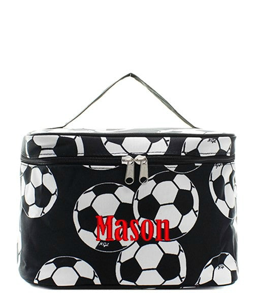 Personalized Large Cosmetic Travel Bag
