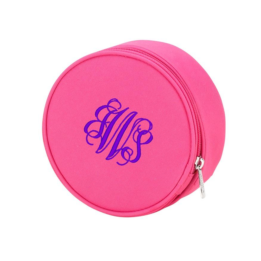 Personalized Jewelry Case - Pink