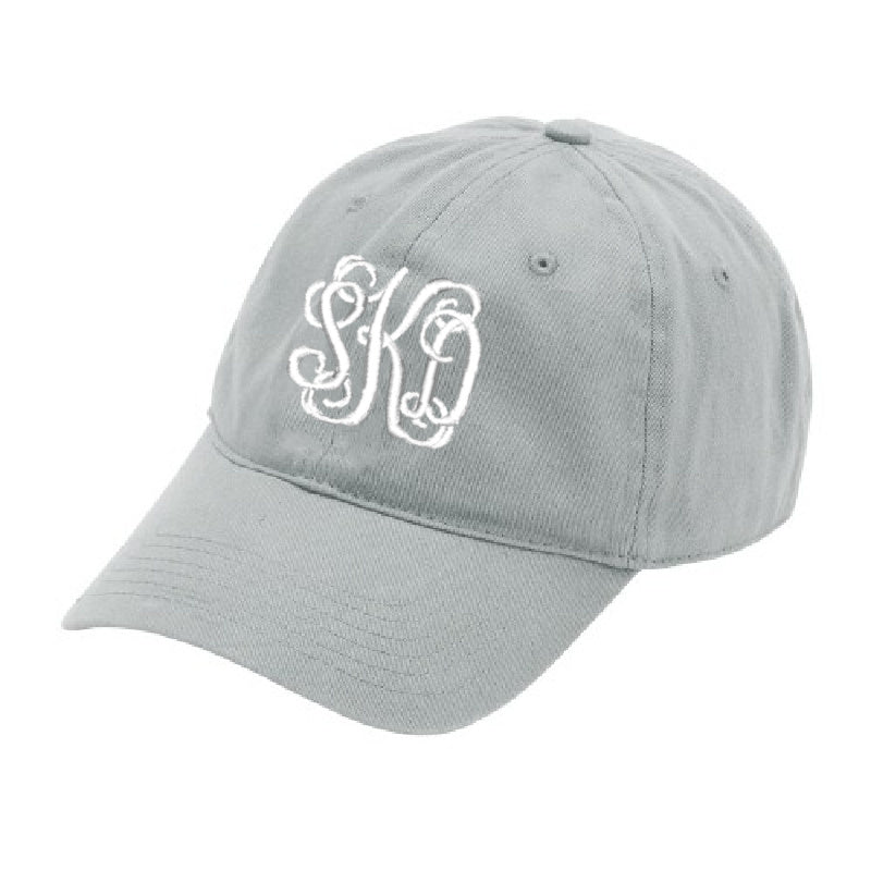 Personalized Girls Baseball Hat Cap