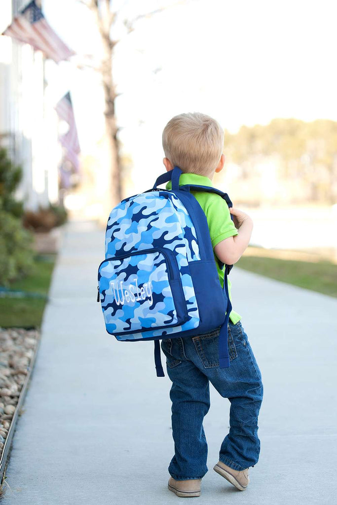 Personalized Preschool Backpack