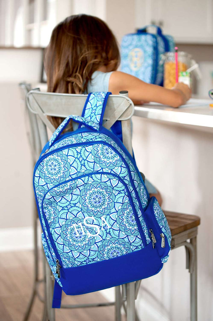 Personalized Backpack Bookbag Kids School Tote Bag