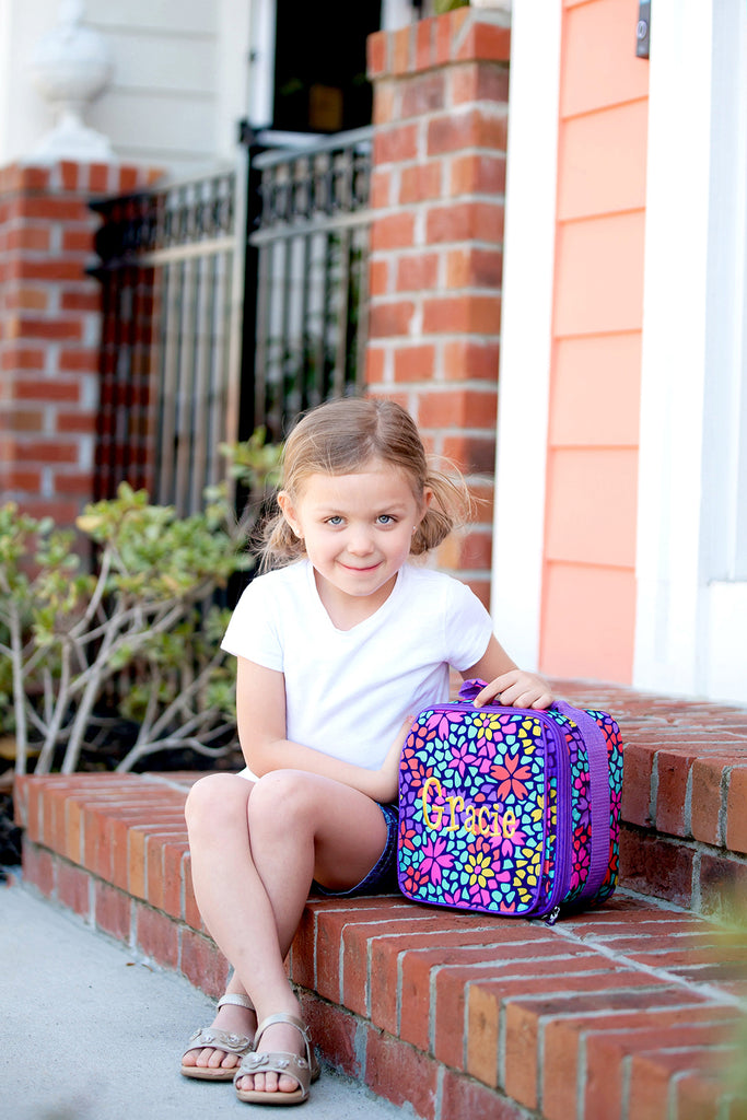 Personalized Matching Backpack & Lunchbox Combo