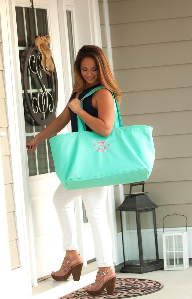 Love What You Do Mint Ultimate Tote
