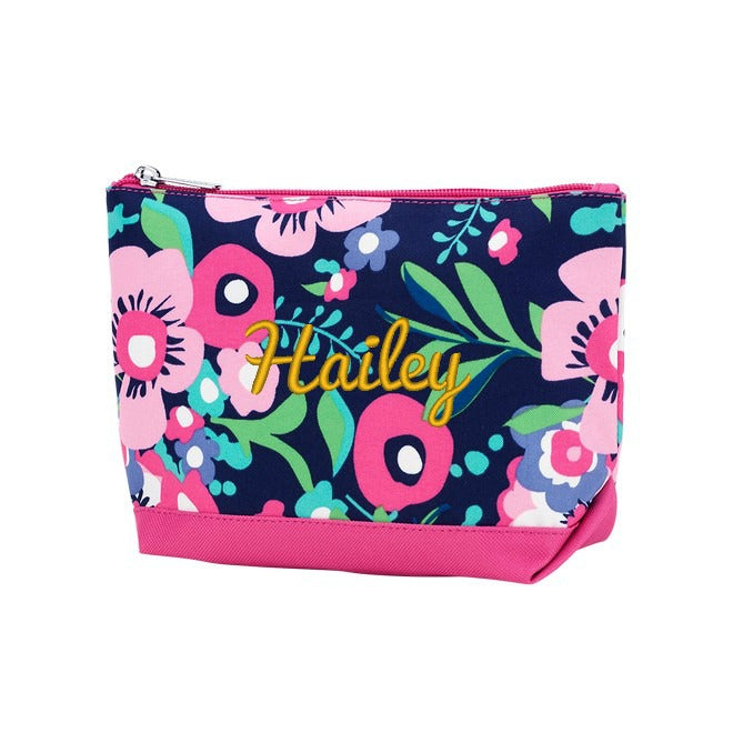 Personalized Cosmetic Bag Makeup Pouch Accessory Case