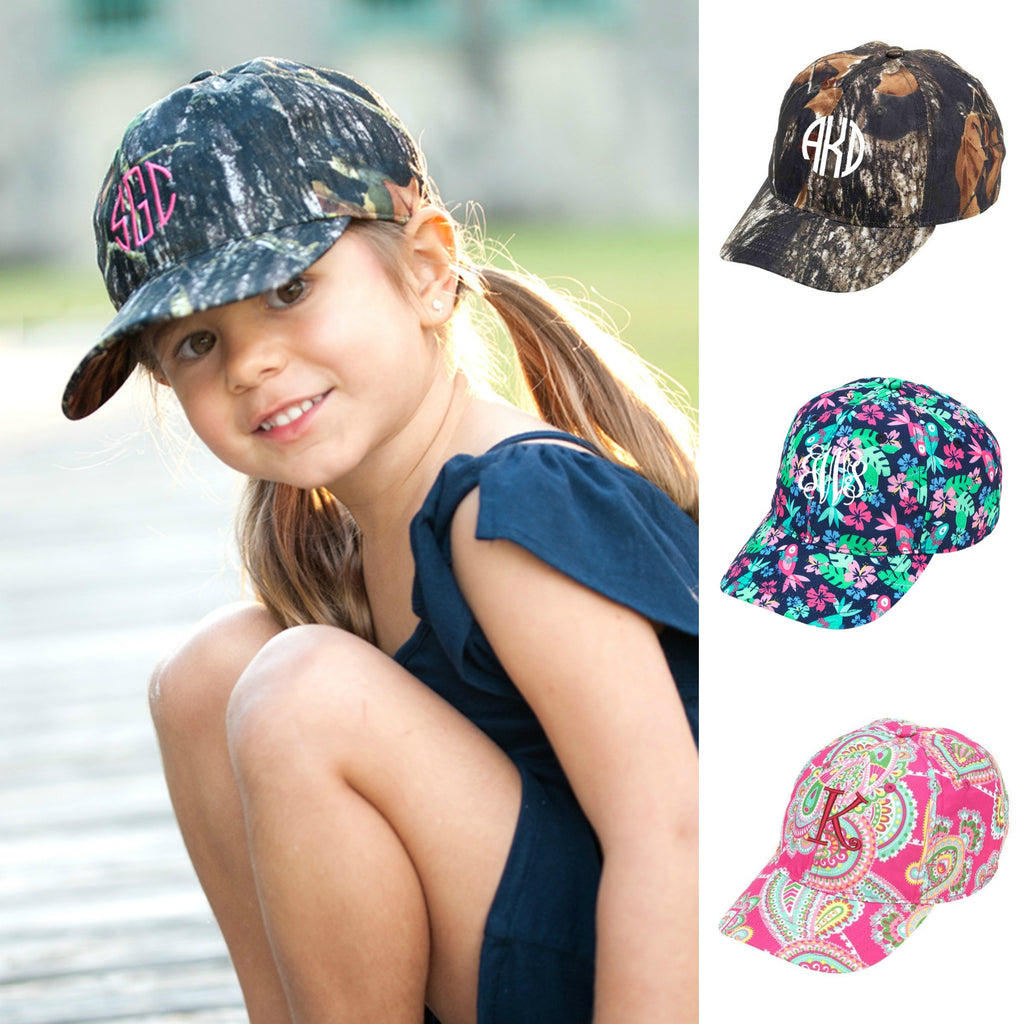 Personalized Kids Prints Hat