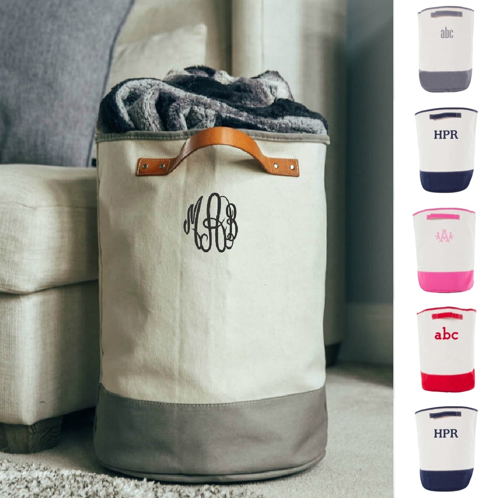 Personalized Hamper Storage