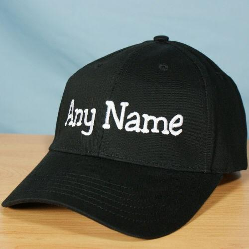 Personalized Custom Embroidered Name Hat