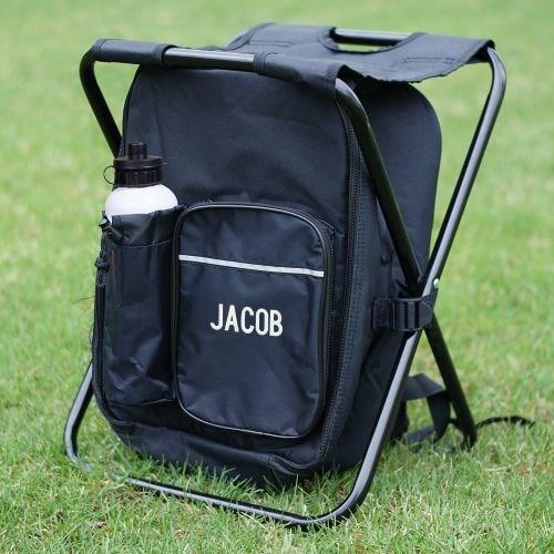 Personalized Embroidered Tailgate Backpack Cooler