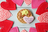 I Love You A Waffle Lot! Valentine's Day Gift Set
