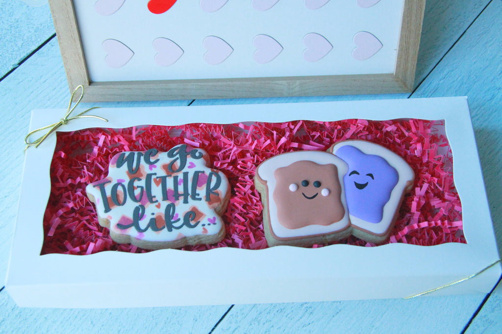 We Go Together Like, Peanut Butter & Jelly, Valentine's Day Gift Set