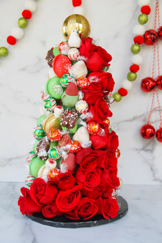 Christmas Tree PRE-ORDER, Macaron Tower Order Form (LOCAL PICK UP ONLY)