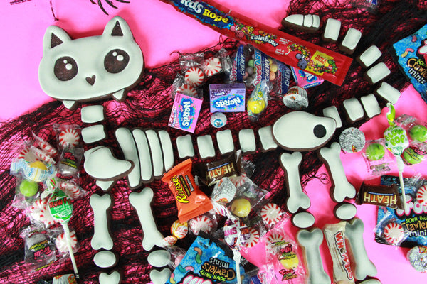 Halloween Pet Candy Board