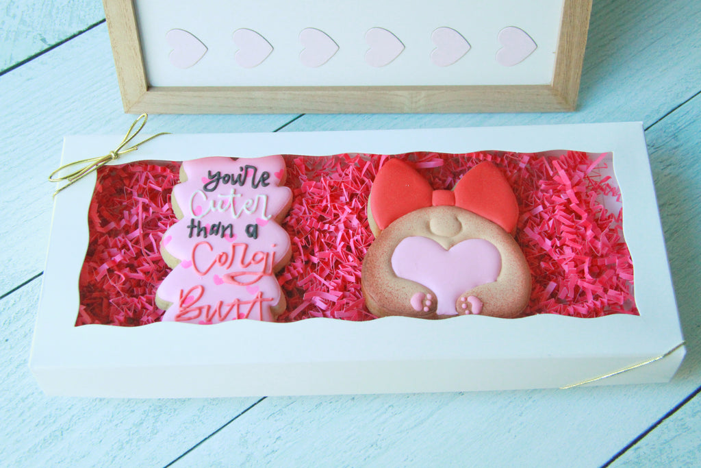 Corgi's Butt, Valentine's Day Gift Set
