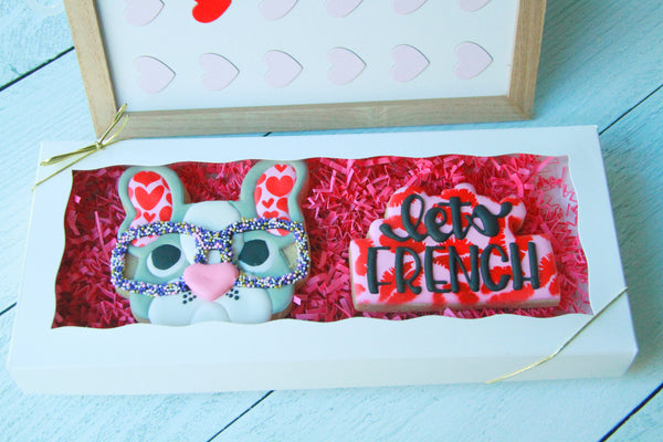 Let's French Valentine's Day Gift Set