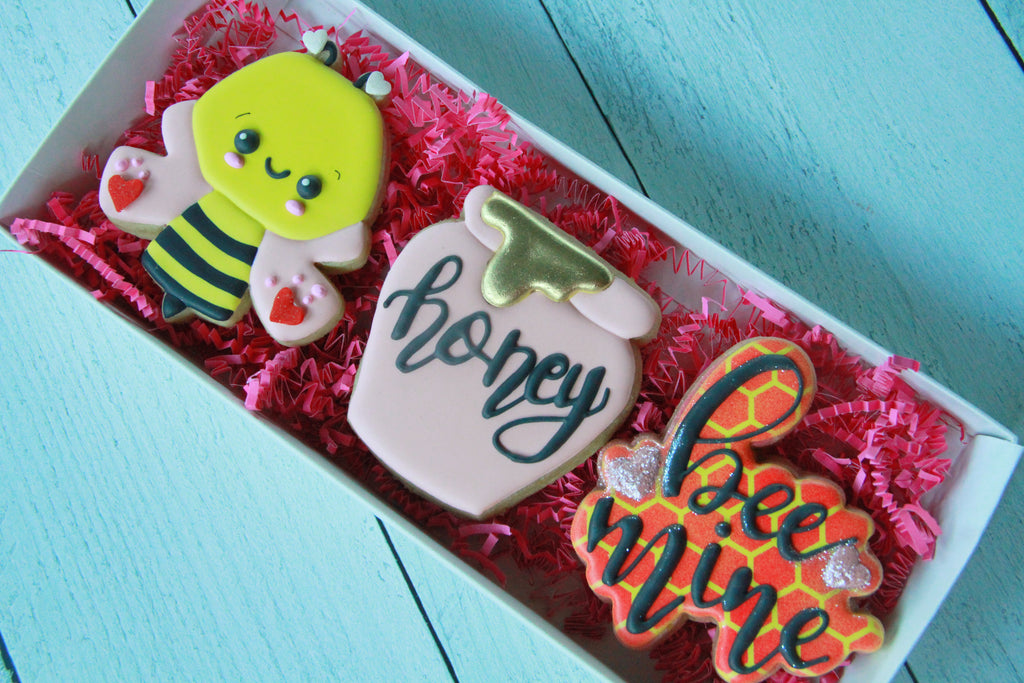 Bee Mine Valentine's Day Gift Set