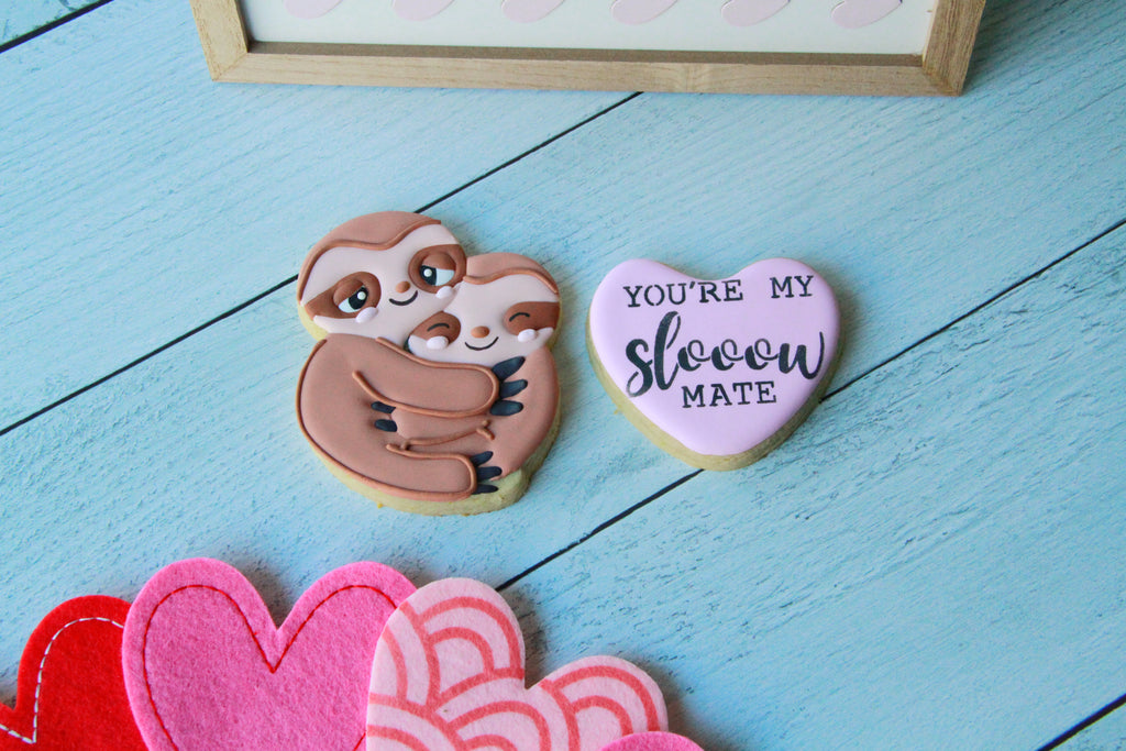 You're My Slooow Mate, Valentine's Day Gift Set