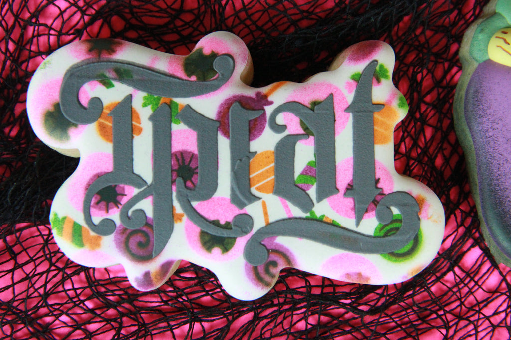 Trick or Treat? Halloween Cookie Gift