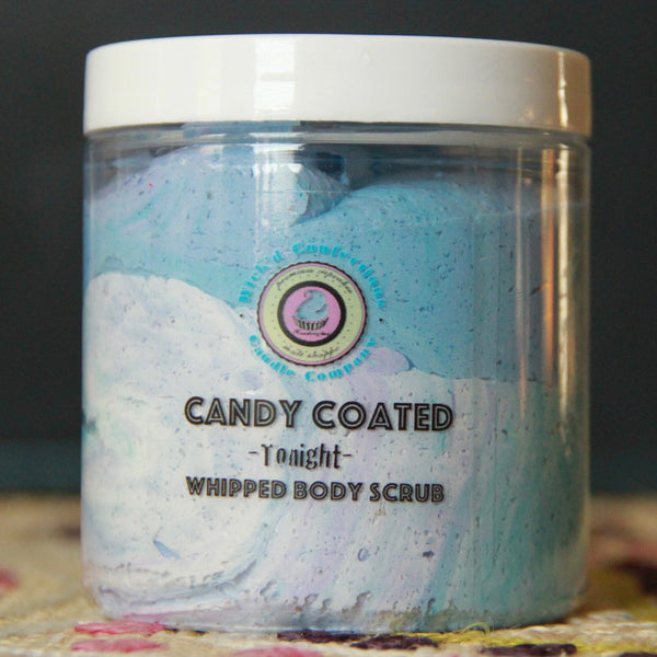 Tonight, Candy Coated Whipped Body Scrub