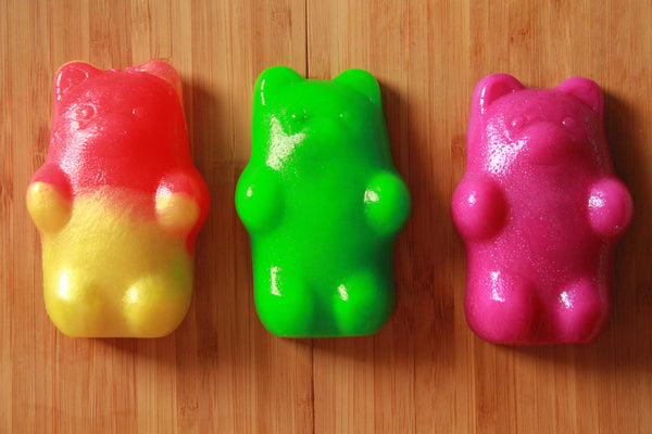 Must Be Radioactive, Jelly Bear Soap