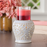 Casablanca 2-in-1 Flickering Fragrance Warmer