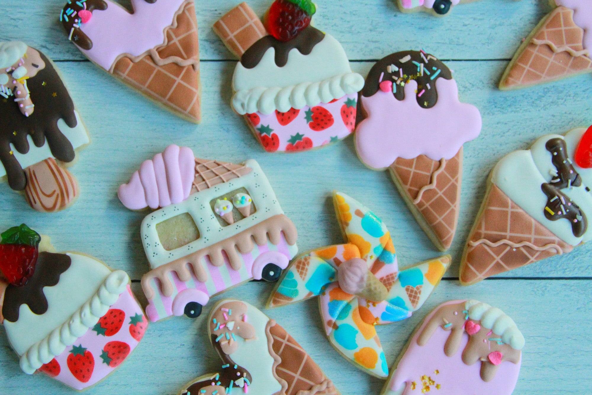 Custom Gourmet Cookies
