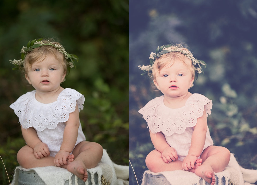 Light and Airy Collection | Lightroom Presets