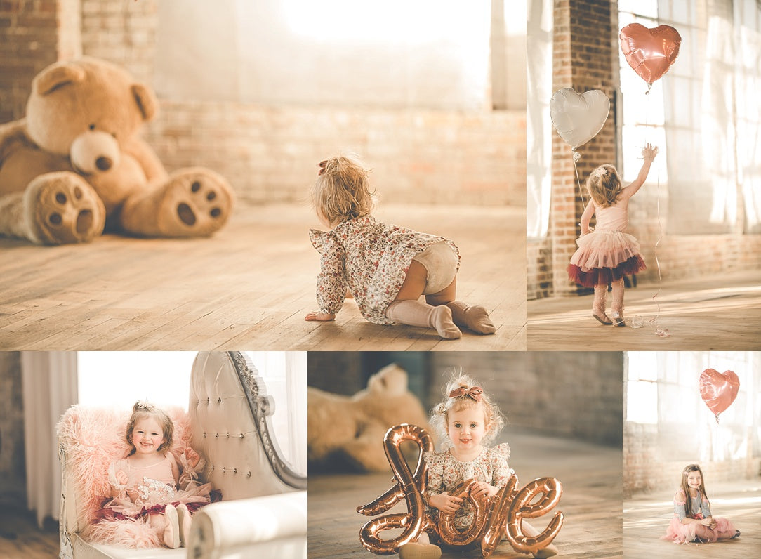 Dreamy Studio Collection | Lightroom Presets NEW!