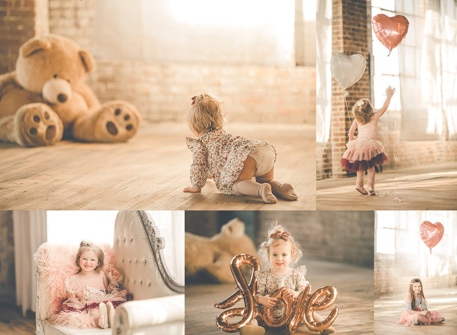 Dreamy Studio Collection | Lightroom Presets