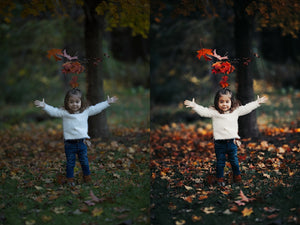 *LIMITED TIME* Happy Hour Fall Collection | Lightroom Presets