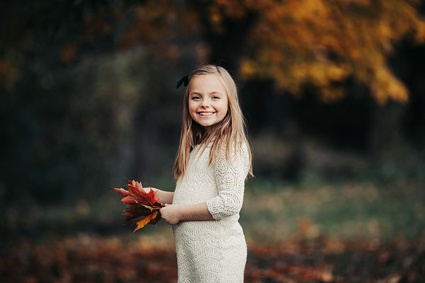 Bundle: Fall Presets for Lightroom and Mobile (includes Pose Cards!)