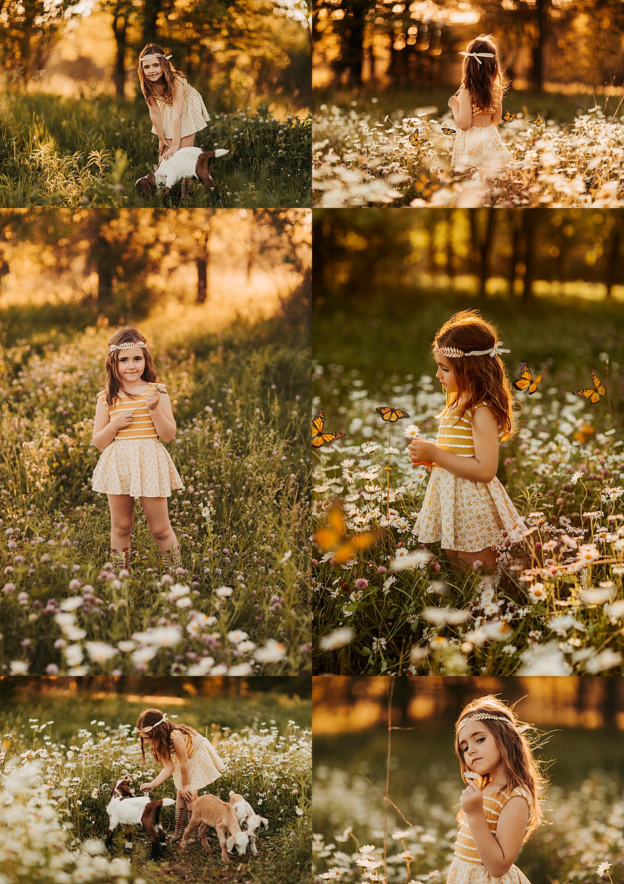 Golden Glow | Lightroom Presets