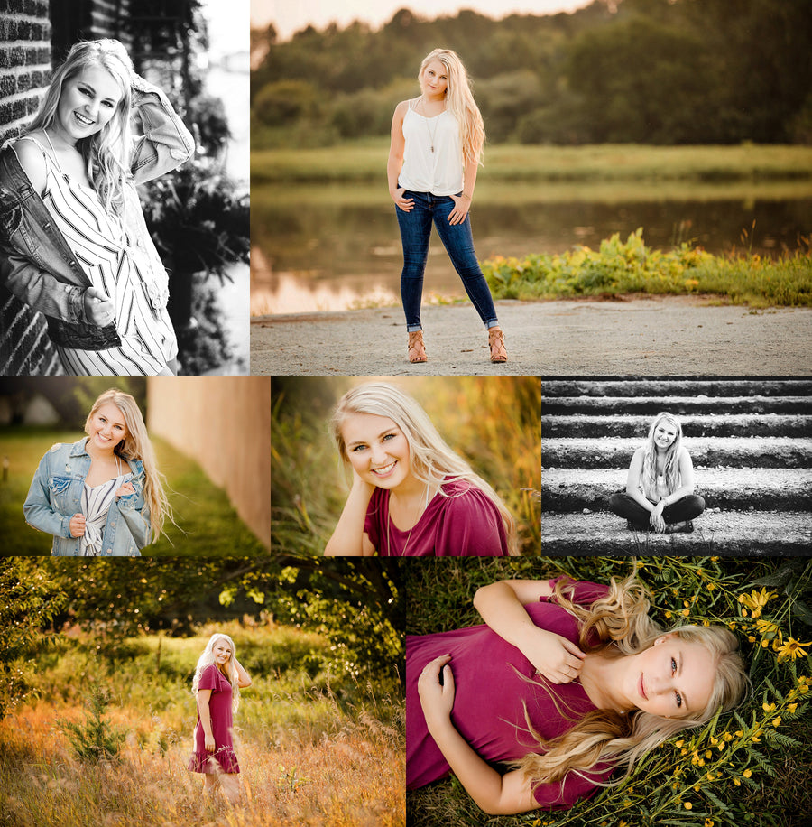 Pure Joy | Lightroom Presets {LIMITED TIME ONLY, does not come with the Complete Shop Bundle or LR BUNDLE}