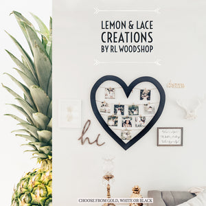Lemon and Lace Creations by RL Woodshop