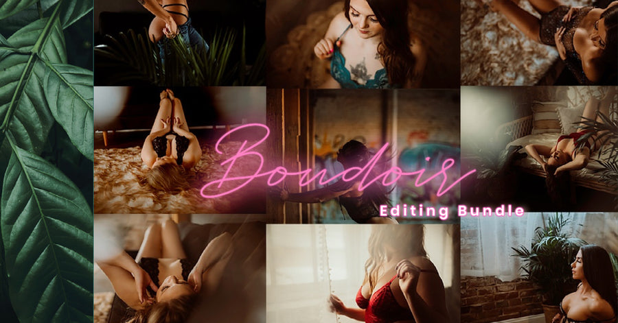 Bundle: Boudoir | Lightroom Presets