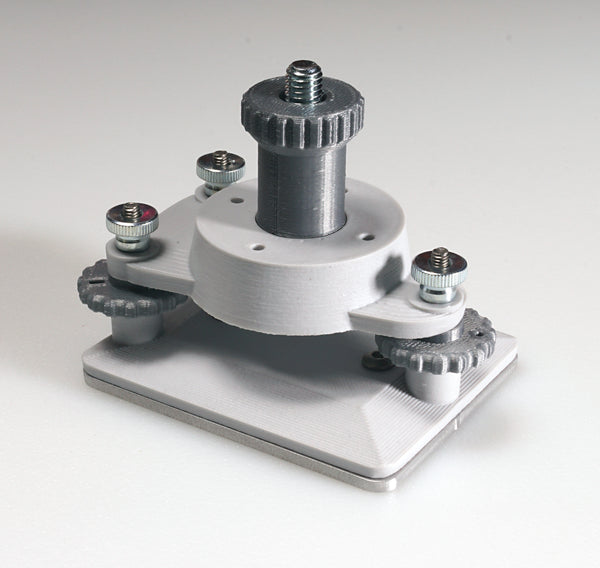 Easy Leveling Build Plate For Use With The LittleRP Compatible Or Other Size Compatible Vat:  60mm X 80mm Build Area