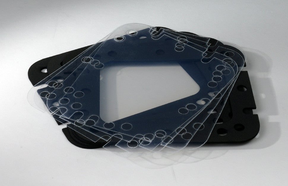 Replacement FEP And Gaskets For LittleRP Compatible Flexvat