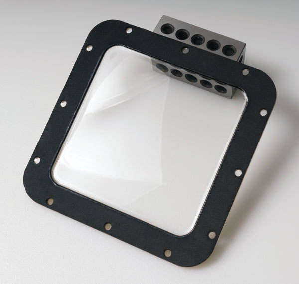 Replacement PDMS Insert For Use With Form 1/1+ Compatible Vat That Is Configured For Use With PDMS.