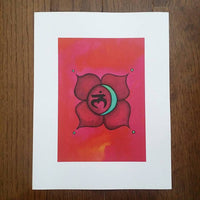 Root Chakra Art Print (Limited Edition)