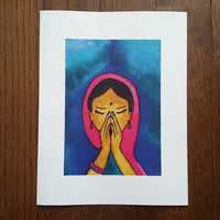 Namaste Art Print (Limited Edition)